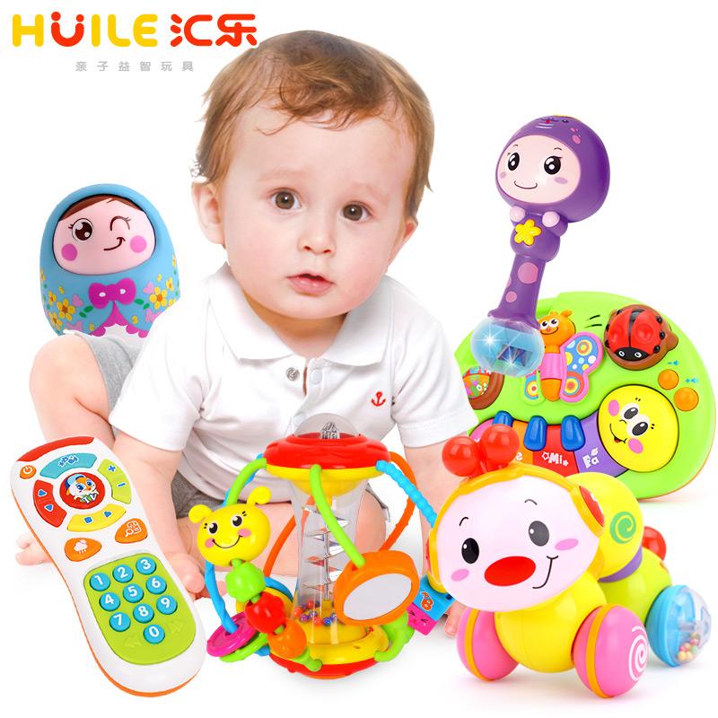 Отдел музыки здоровый ребенок мяч ползучий небольшой насекомое ребенок игрушка 6-12 месяцы головоломка обучения в раннем возрасте музыка погремушки детские руки улов мяч