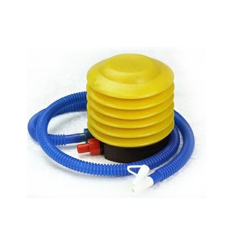 Сжатие эффективный новый воздушный шар насос педали фут газированный инструмент