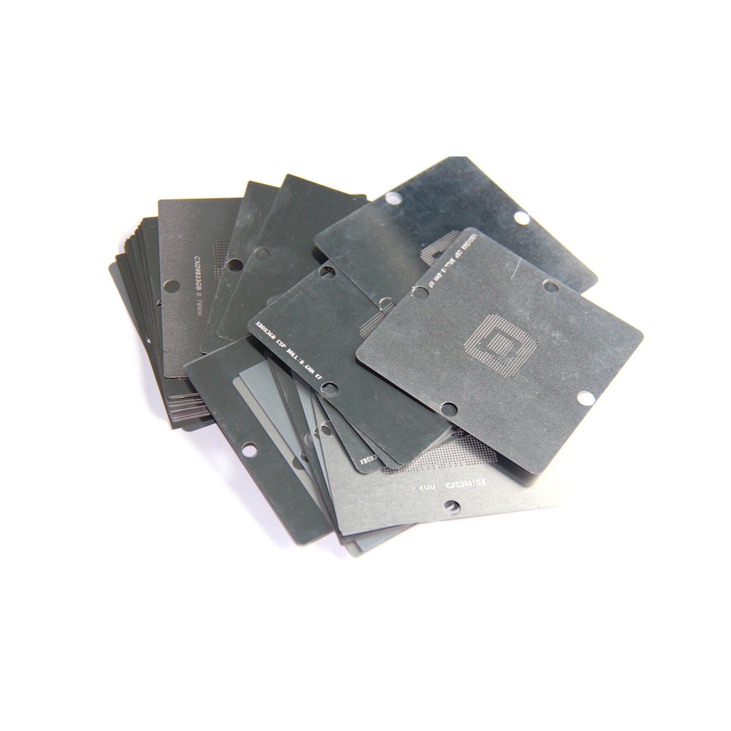 促销 全套PS3 植球钢网 PS3 锡珠植珠网 过球网 18PCS 游戏机网