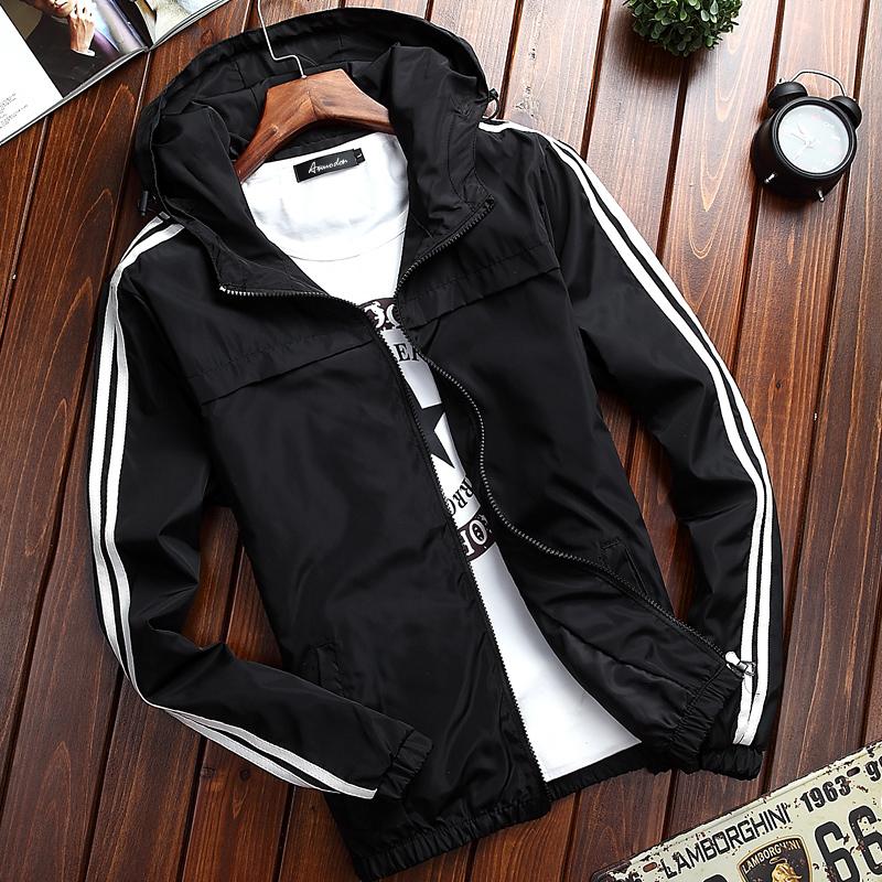 2017 зимний осенний новинка мужской куртка тонкий даже закрытый пальто мужской одежда приток мужчин молодежь случайный тонкий пальто сын