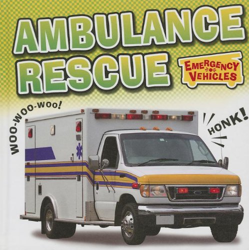 【预售】Ambulance Rescue