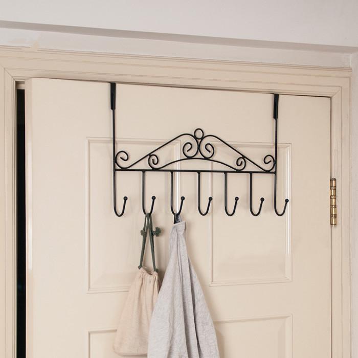 OSEMI творческая железа искусства дверной крючок без крючка сильной вешалка крючок на стене ногтей бесплатная одежда