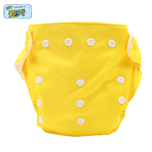 Package mail baby show baby diaper pants in the summer of baby diaper BuDou waterproof leak proof adjustable diapers every diapers