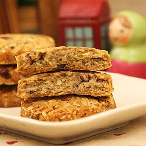 薏米紅豆燕麥全麥餅干雜糧早餐飽腹代餐壓縮卡脂熱量粗糧低零食品