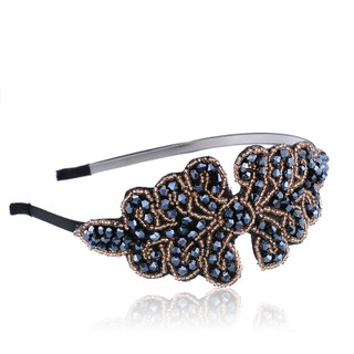 Love for the Korean version of the original jewelry hair jewelry hair clip headband fashion beaded beauty headband hairpin