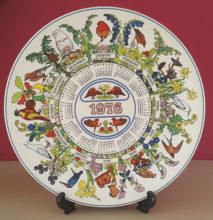 Предметы западной культуры > Посуда с орнаментом.