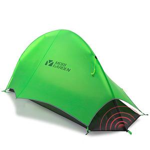 牧高笛户外帐篷超轻单人防雨双层装...