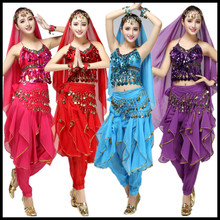 Um Na New Adult Belly Dancing Gongfu Suit Performing Apparel Indian Dance Apparel Bar Performing Apparel
