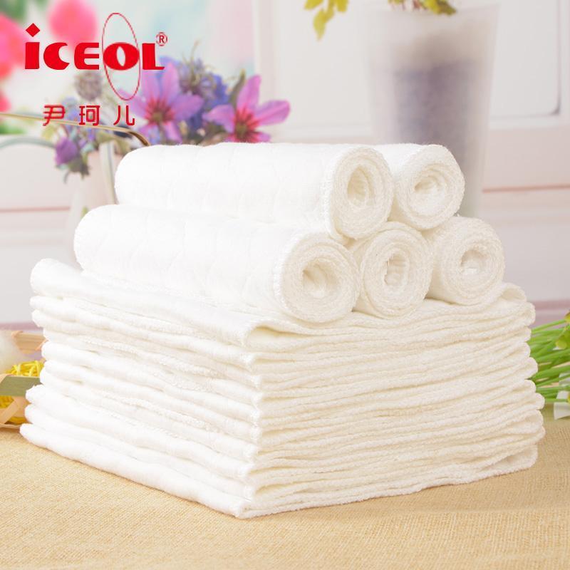 棉嬰兒尿布初生寶寶棉布尿片可洗棉紗布尿布新生兒尿介子布