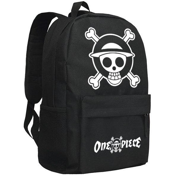 海賊王 書包 包包 動漫 牛津布 背包 路飛 動漫 雙肩包 周邊 包