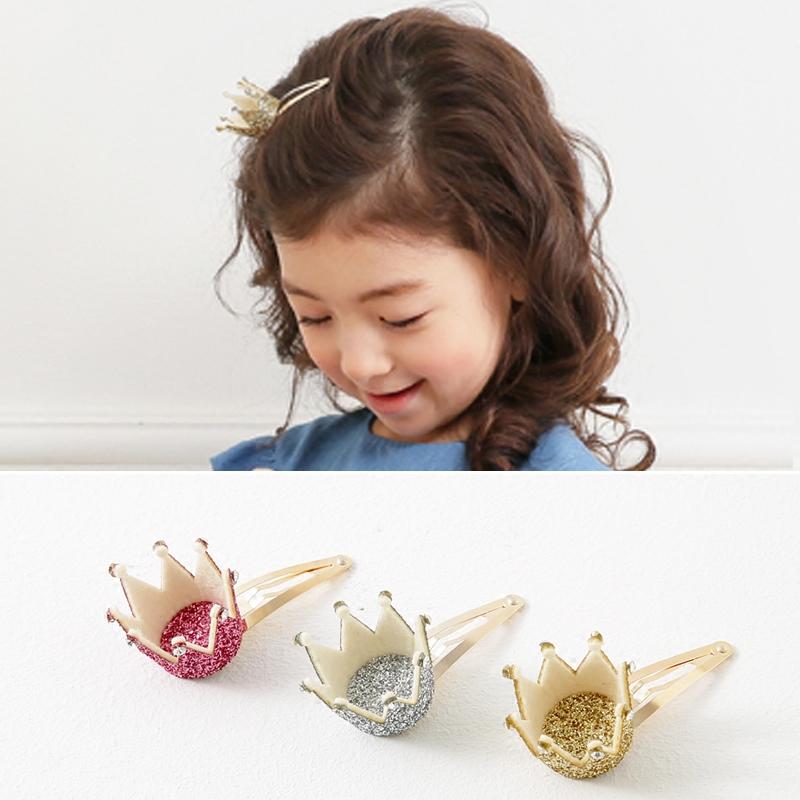 券后3.90元韩国韩版儿童女童小女孩宝宝边夹