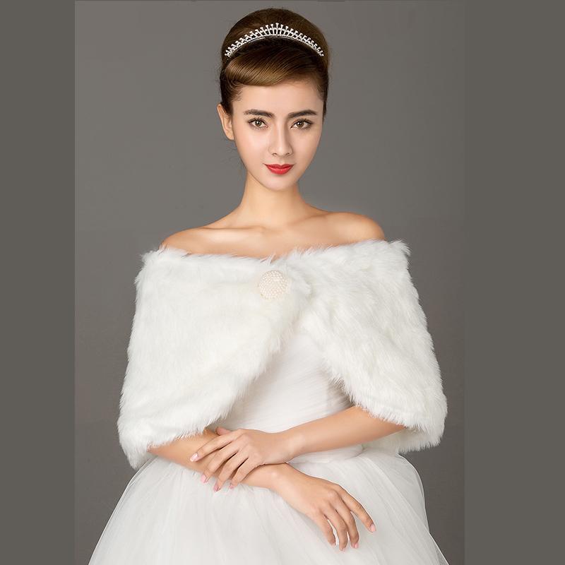 2015 new wool shawl wedding shawl dress bridesmaid wedding for Winter shawls for wedding dresses