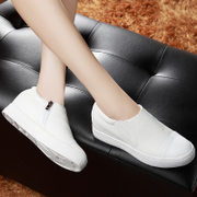 Shield Fox fall 2015 new increase ventilation within the Korean version of Lok Fu shoes casual shoes platform heels platform shoes