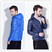 Clear spring 2015 new optimal library ultra thin coats hooded male money short coat authentic big yards