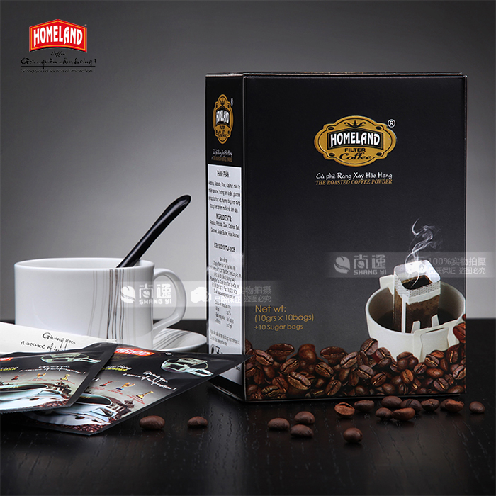 Homeland Holland pure filter coffee (solid drink)