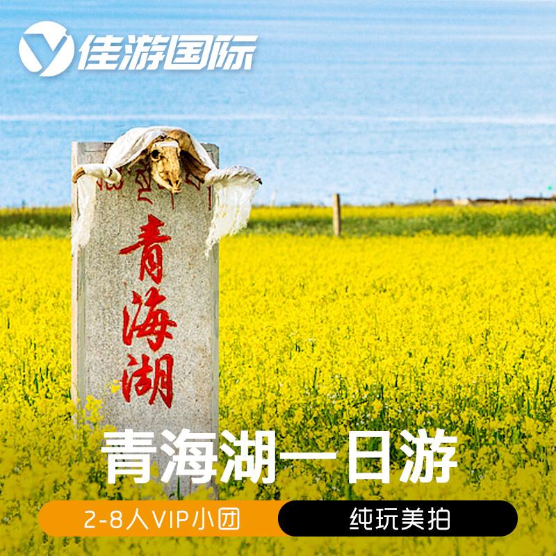 青海旅游2-8人VIP精致小团 青海湖纯玩一日游 西宁往返接送含门票