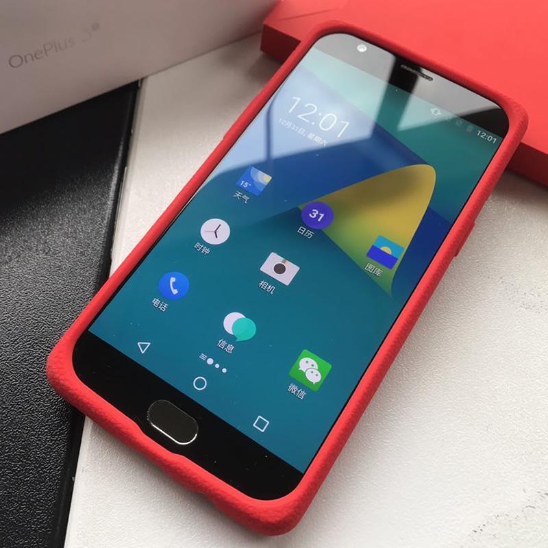 色布Seepoo 一加3T手机壳 一加3手机套 保护套硅胶全包防摔护屏 柔软防滑防指纹 手感舒服 男女通用彩色套