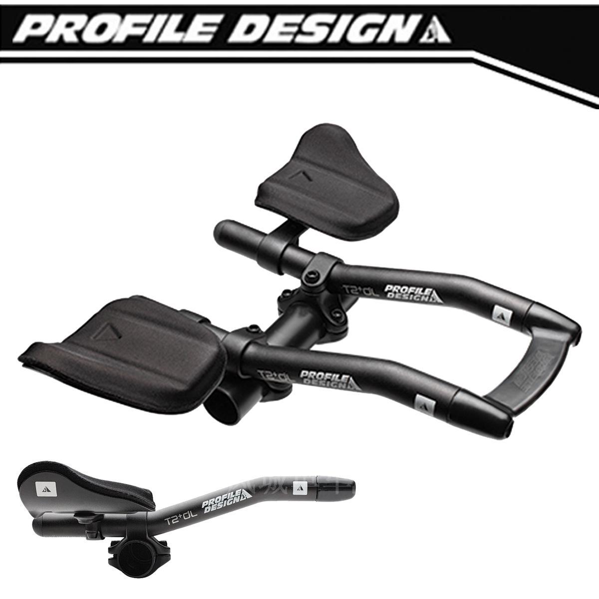 Profile Design T2+ DL综合型TT把个人计时赛公路车计时休息把