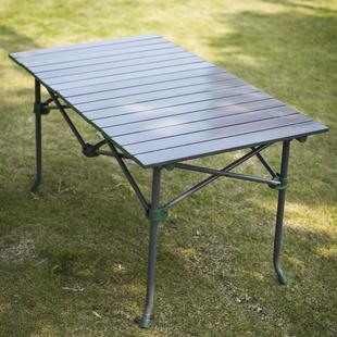 包邮户外便捷铝桌折叠桌时尚休闲加长桌子轻捷易收自驾游家居特价