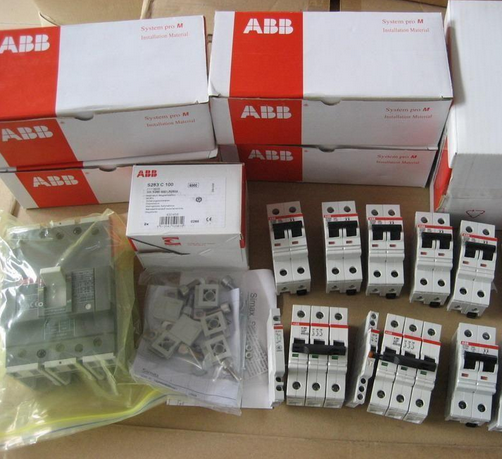 ABB微型断路器S203-C10供应