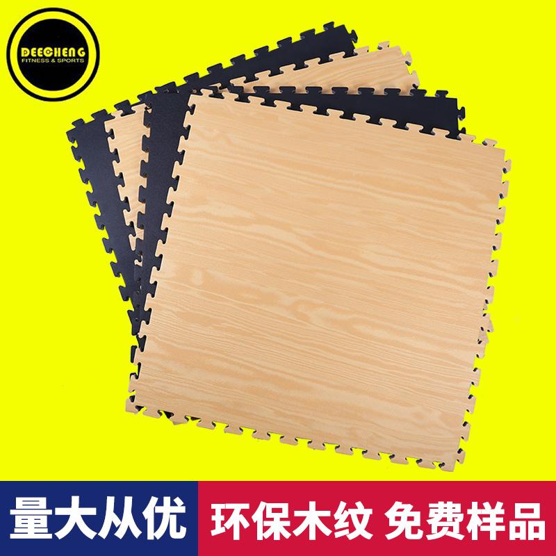 Дерево принт Tae kwon do mat green Таэквондо коврики боевые искусства спортивные пены коврик производителей