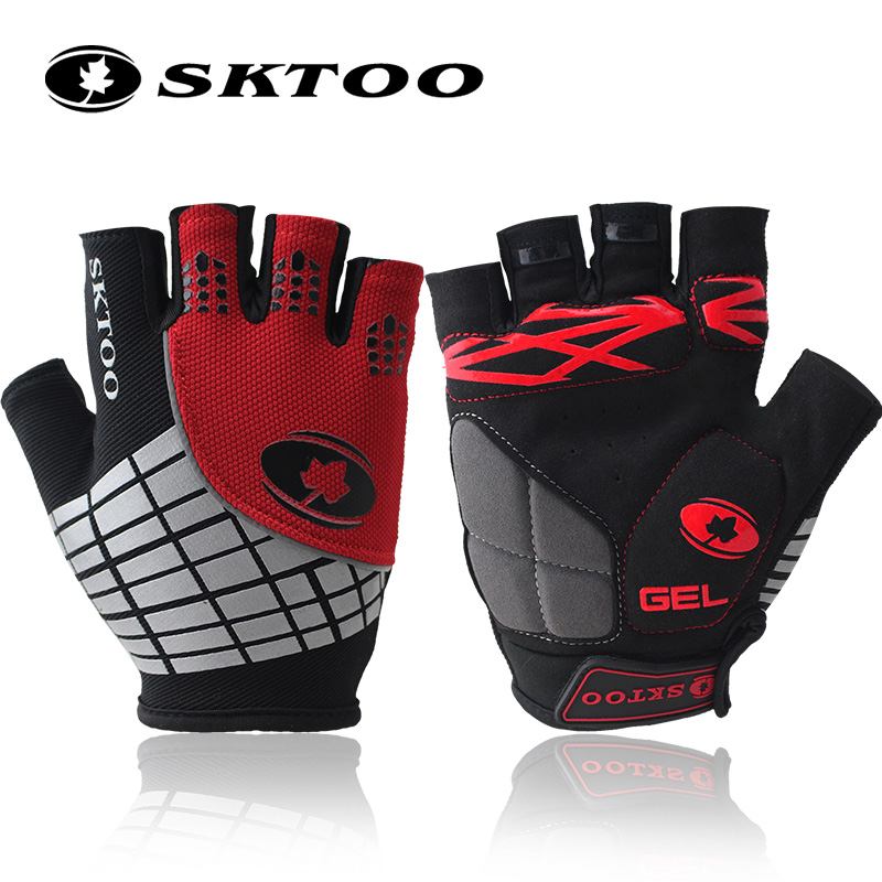 Sktoo cycling gloves in spring and summer