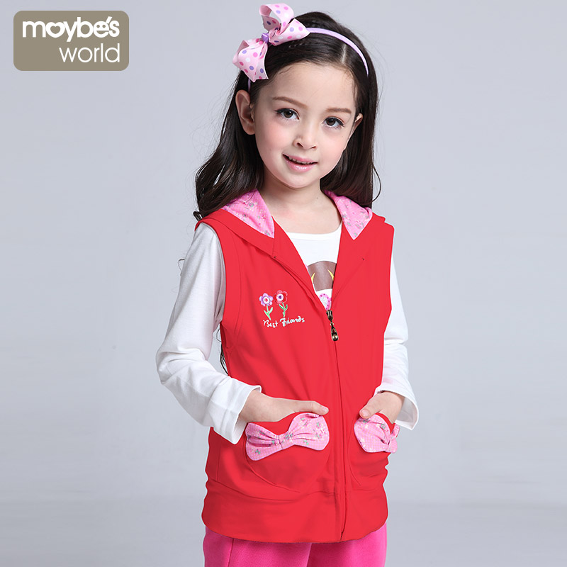 Gilet fille MAYBES WORLD - Ref 2071845 Image 2