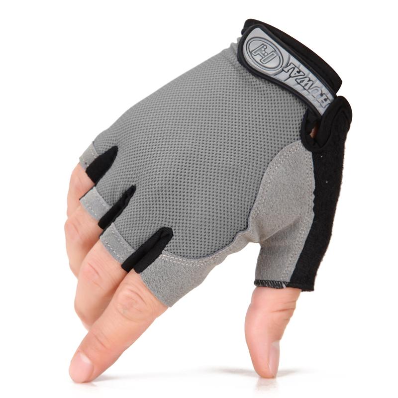 Мужские перчатки без пальцев Артикул 520550393873