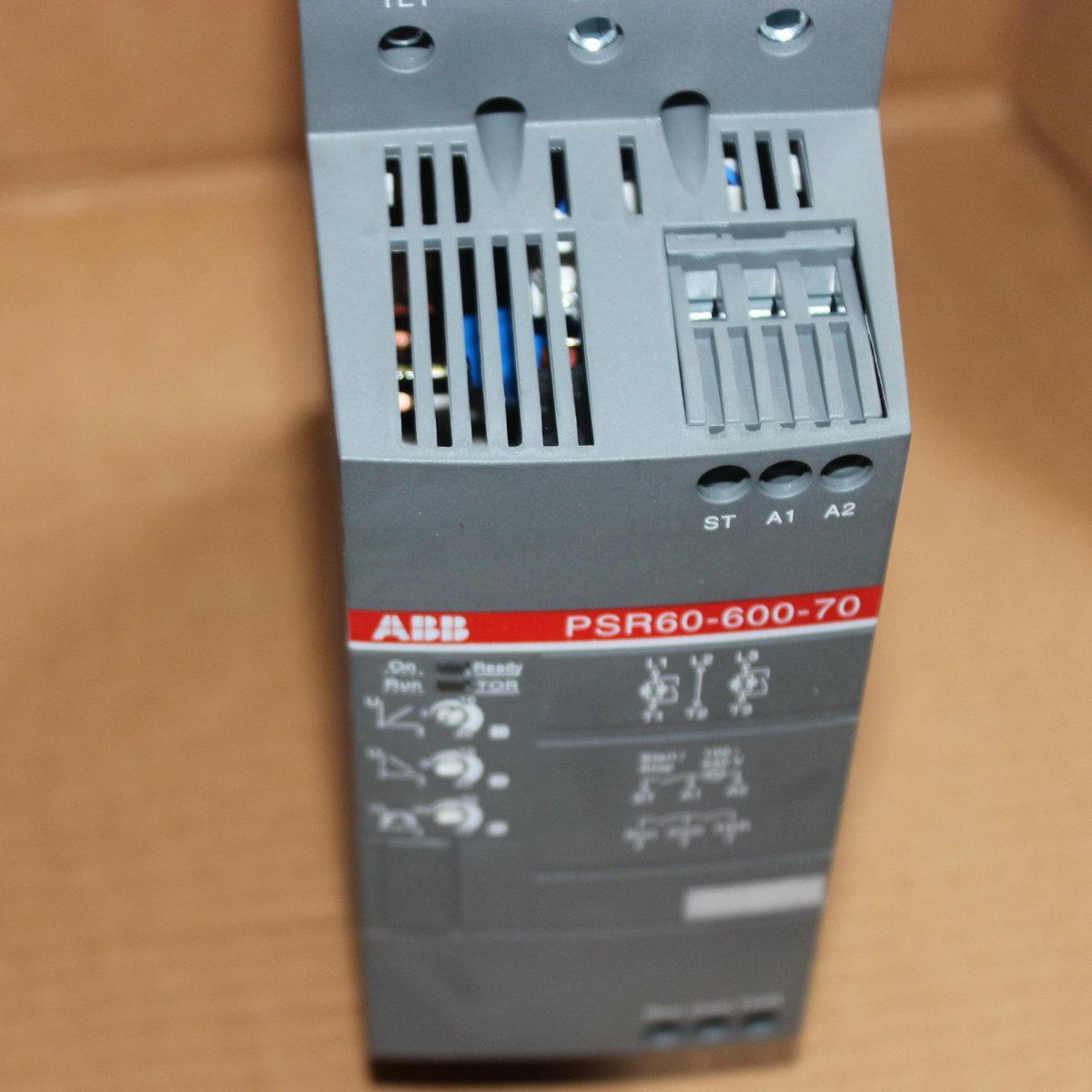 ABB软启动器PSR60-600-70 30KW质量可靠 价格
