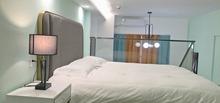 富米国际公寓(珠海拱北口岸店)奢华复式大床房