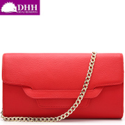 DHH2015 summer tide girls across Europe with simple hand chain shoulder bag clutch bags