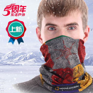 BUFF Variety Magic scarf collars outdoor riding sports masks warm wind seamless collar male headgear