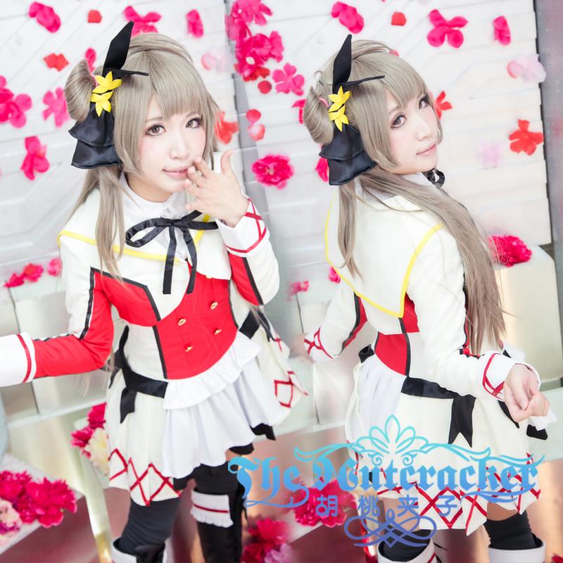 【胡桃�A子cos】Love Liveそれは�Wたちの奇�E 南小�B cosplay
