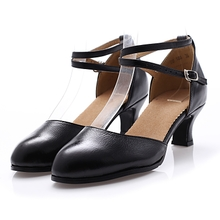 New dream ya beautiful Latin dance shoes women's adult shoes leather shoes fashionable shoes square soft bottom bag mail