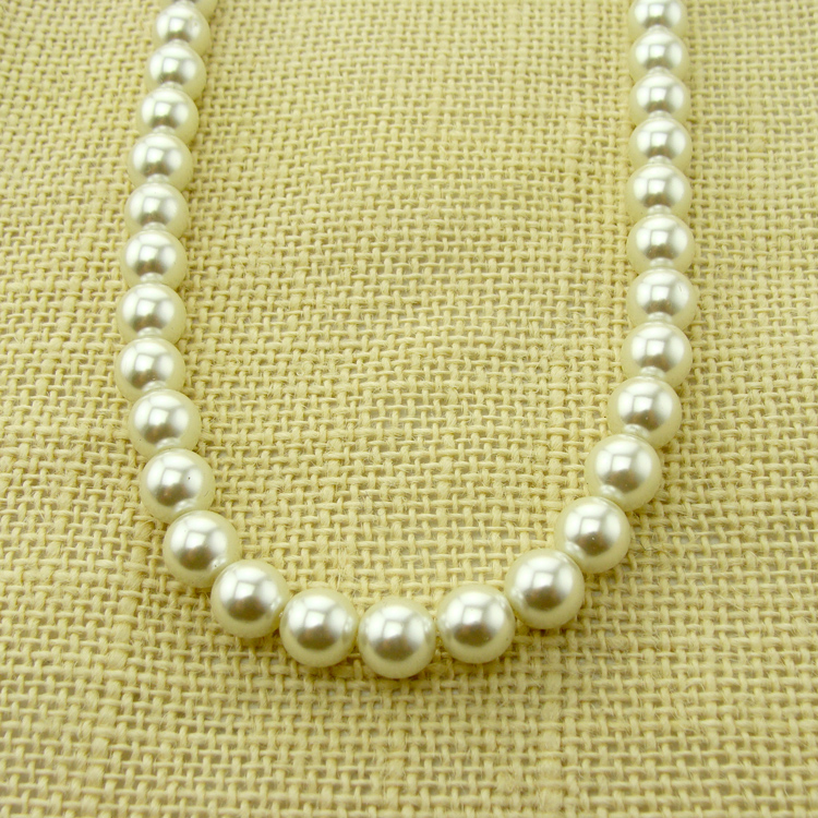 B10 spring new Japanese and Korean pearl short high-end Star Necklace clavicle chain
