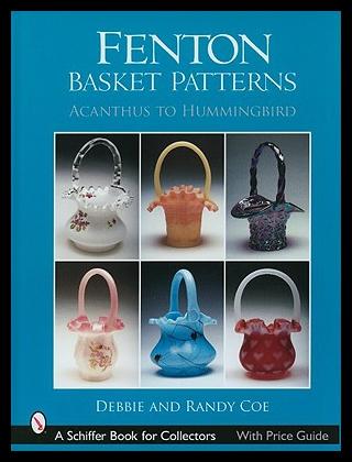 【预售】Fenton Basket Patterns: Acanthus to Hummingbird