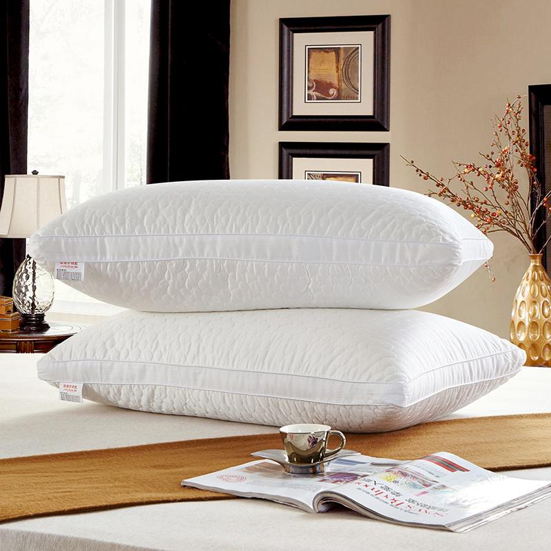 宿舍學生單人枕頭枕芯 單人寢室枕頭單個 酒店枕芯單個