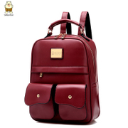 North wind bag 2015 new Backpack College female Korean student flashes female Pack x