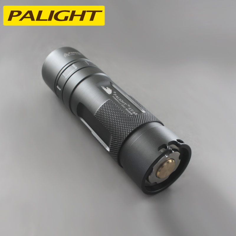 霸光26650变焦手电筒强光手电筒LED远射白光黄光可充电T6迷你家用