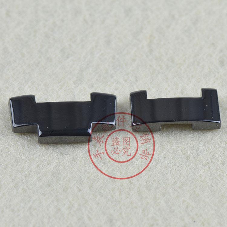 Высокое качество керамических Смотреть аксессуары 6020 керамические головной ремень Размер хвост разделам черно-белые и цветные