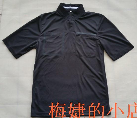 2015 новая коллекция Супер судейская одежда, удобная ткань, футбольный судья короткий рукав Рефери