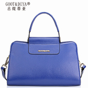 Gu Ti di Asia fall/winter leather women bag handbag 2015 new suede leather Western original slung shoulder bag