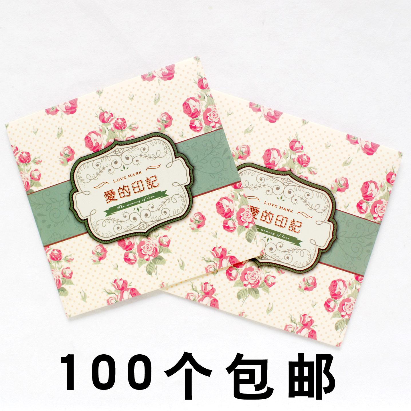 Мода свадьба фотография cd бумажный мешок свадьба cd мешок / коробка CD DVD cd бумажный мешок свадьба специальный