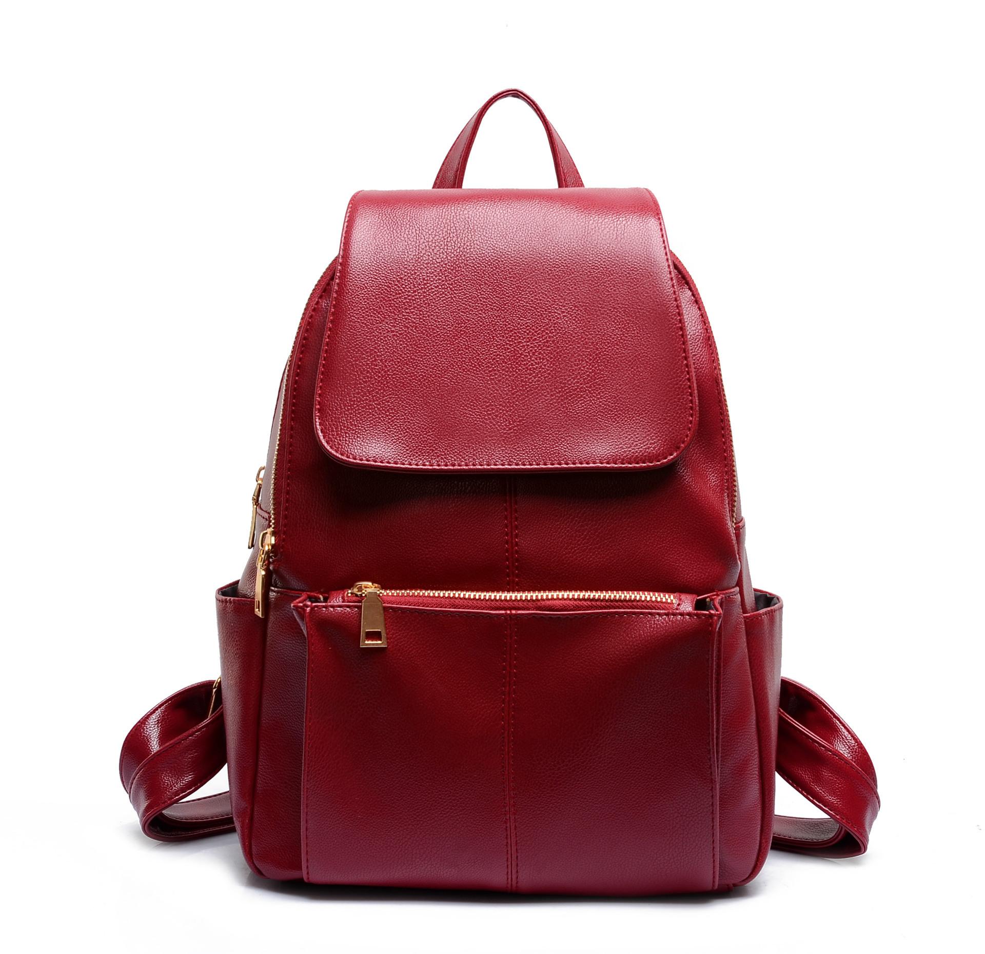Весна/лето 2017 новый рюкзак молния школа женского случайные рюкзак стиль сумка рюкзак
