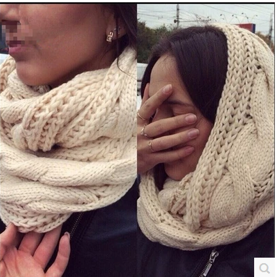 Зима, вязание вязаниешарф шарф вязание шарф