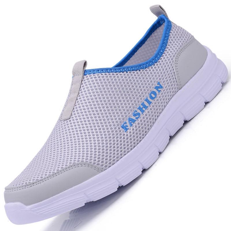 夏季情侣鞋网面网鞋透气男鞋子休闲鞋男士运动鞋板鞋布鞋韩版潮鞋