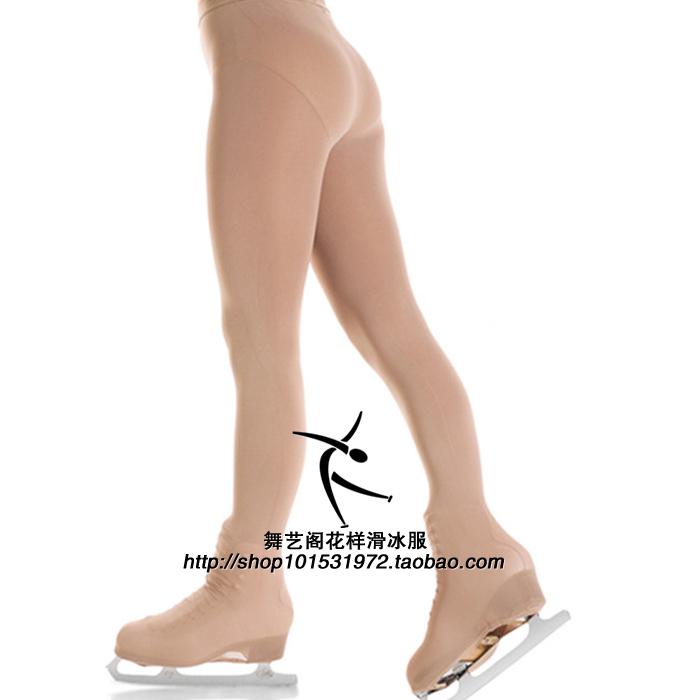Весна искусств клуб фигурного катания коньки платье Леггинсы Колготки колготки даже Skate брюки HBF1016