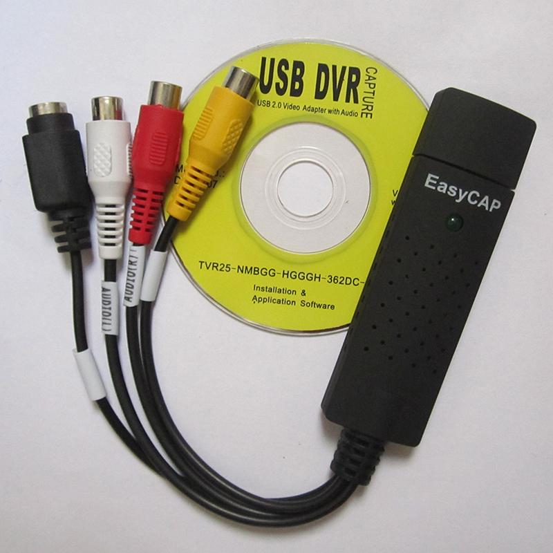 2017 обновление EasyCAP всю дорогу USB видео коллекция коллекция карта монитор коллекция коллекция карта USB коллекция коллекция карта