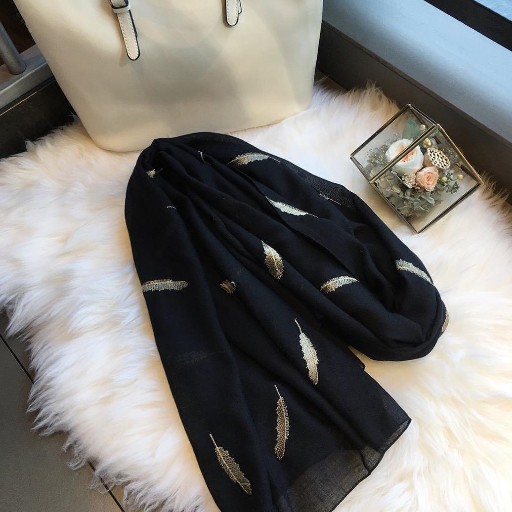 Женские шарфы из хлопка Артикул 564073860232