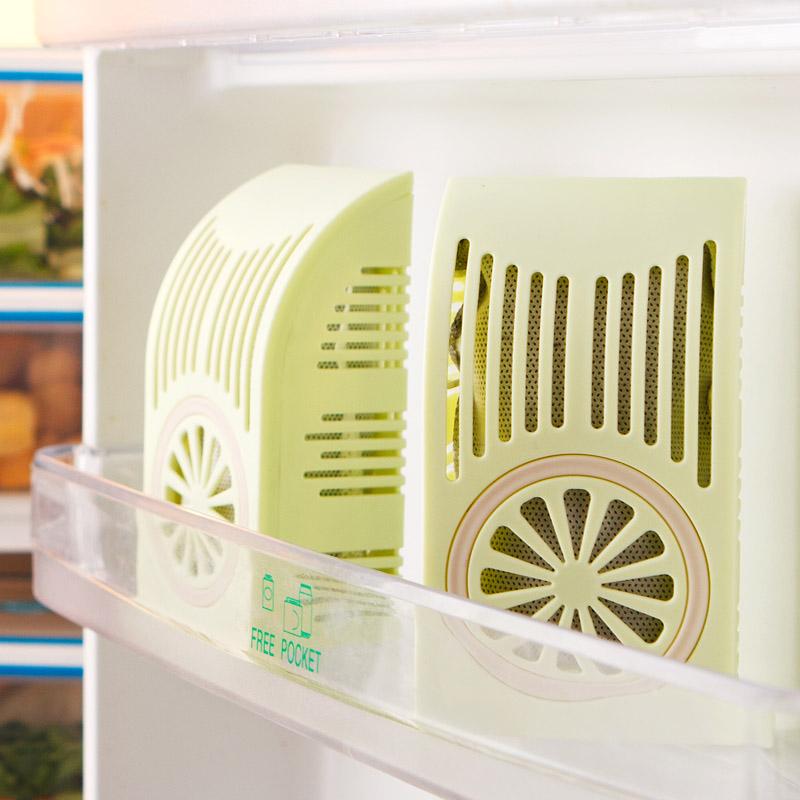 Холодильник в дополнение ко вкусу подготовка стерилизовать сохранение коробка холодильник дезодорант поглощать запах активированного угля пакет уголь кроме запах новые товары